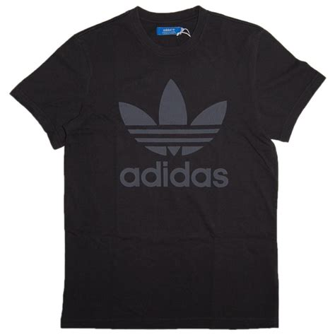 Tshirt Adidas Cloth adidas originals spo t shirt black mens t shirts from