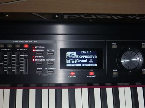Keyboard Roland Rd 700gx Roland Rd 700gx Image 273494 Audiofanzine