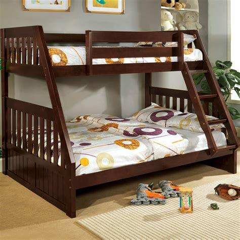 hokku designs logan twin  full bunk bed reviews wayfair