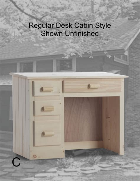 catalog page 7 300 cabin style chest cabin
