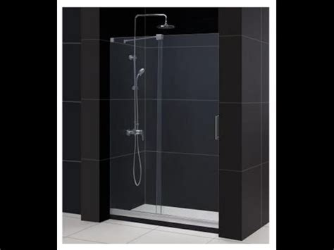 dreamline shower door installation dreamline frameless mirage shower door installation