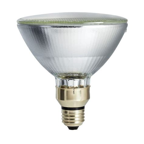 Lu Philips 100 Watt Philips 100 Watt Par38 Halogen Energy Advantage Di Optic Spot Light Bulb 138768 The Home Depot