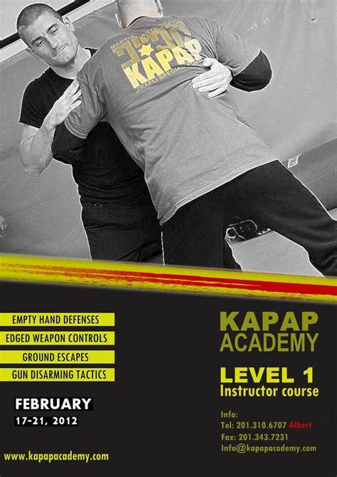 The Kapap Elite Israeli Combat Vol 1 Tehnik Pertahanan Diri Pasukan kapap academy elite israeli self defense and cqb