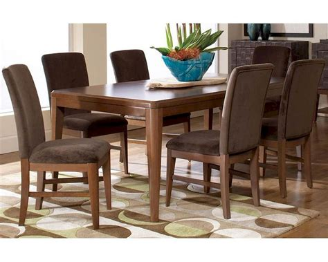 dining set w rectangle table beaumont by homelegance el