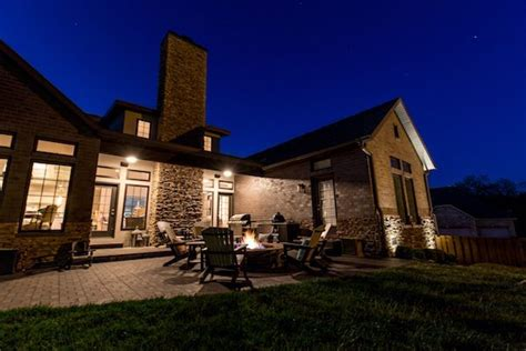 Landscape Lighting Nixa Lawn Service Springfield Mo Landscape Lighting Services