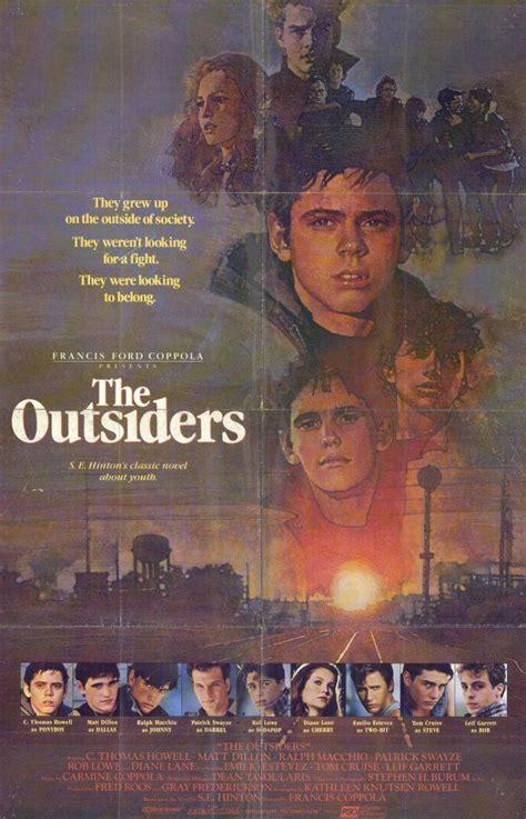the outsiders film starring c thomas howell matt 55 best the outsiders images on pinterest stay gold