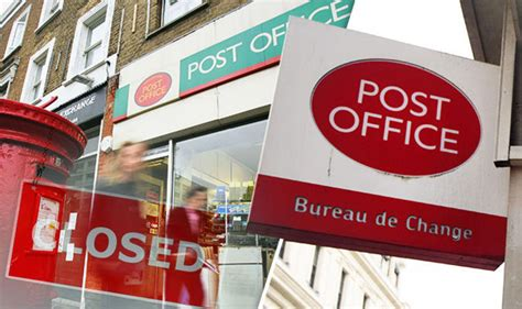 list of post office closures revealed