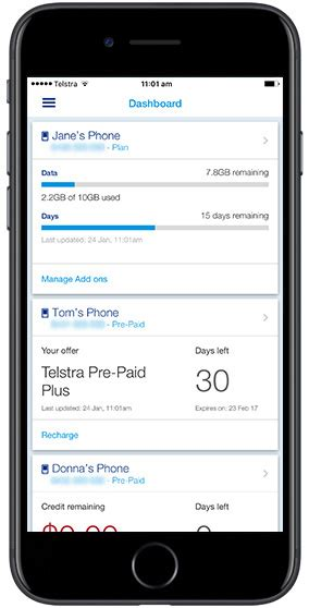 my telstra mobile telstra telstra 24x7 app my account