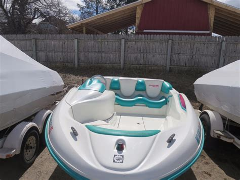 used jet boats for sale in mi 1995 used sea doo sportster jet boat for sale 3 895