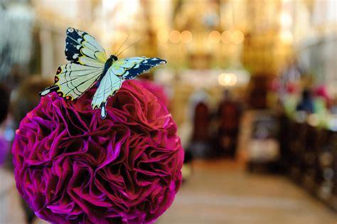Tischdeko Hochzeit Fuchsia by 171 Am 22 04 2012 16 21