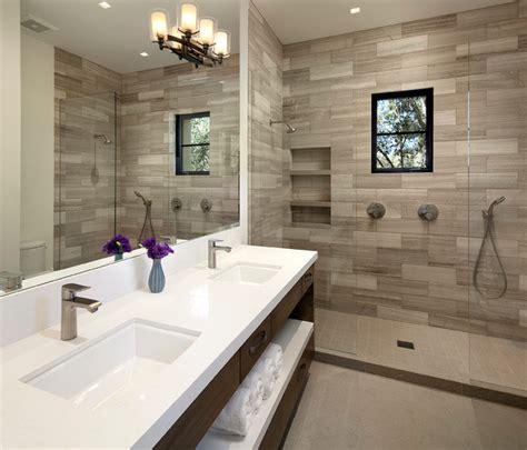 Modern Luxury with a View   Mediterranean   Bathroom