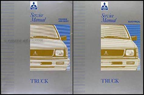 free online auto service manuals 1992 mitsubishi mighty max free book repair manuals 1992 1993 mitsubishi mighty max truck repair shop manual set original