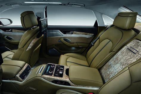 Audi Seat by 2013 Audi A8 L Rear Seat Egmcartech