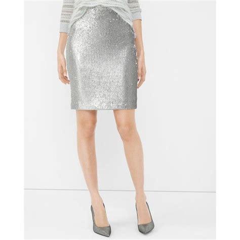 best 25 silver sequin skirt ideas on sequin