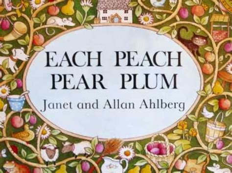 twenty four a plum novel books each pear plum wmv