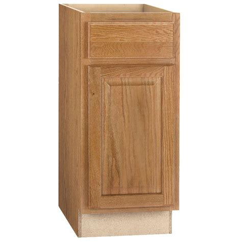 Cabinet Door Glides Hton Bay Hton Assembled 15x34 5x24 In Base Kitchen Cabinet With Bearing Drawer