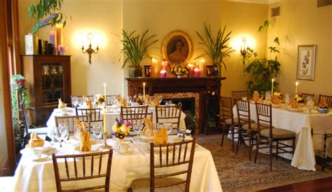 Private Dining Rooms In Nyc by Inn At Irving Place New York City