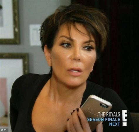 kim jenner hairstyle scott disick threatens suicide over phone on kuwtk