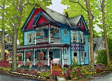 winter gallery artist thelma winter hollyhock house