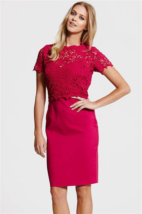 Top Dress outlet paper dolls berry lace top dress outlet paper