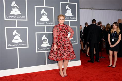 adele arrives at the 55th annual grammy awards at staples more pics of adele french twist 2 of 15 adele lookbook