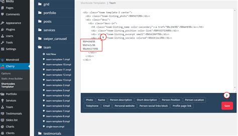 shortcode in template cherryframework 4 how to work with shortcodes templater