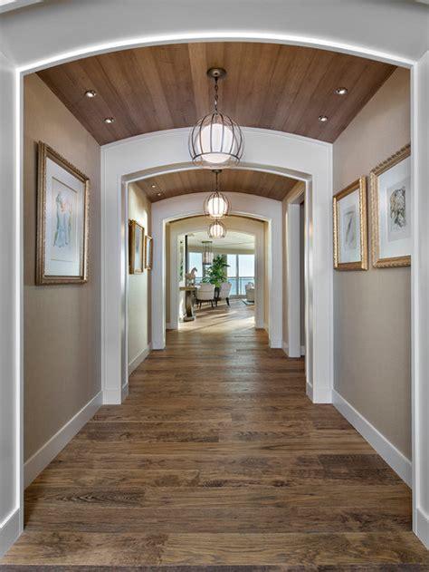 wide hallway houzz