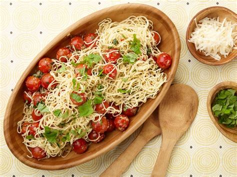 ina garten pasta recipes summer pasta dinners ina garten cherry tomatoes and red