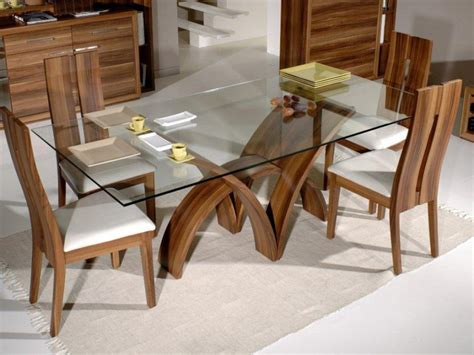 Glass Top Tables For Kitchen Glass Top Dining Table Ikea Glass Dining Table Glass Table Dining Glass Top Dining