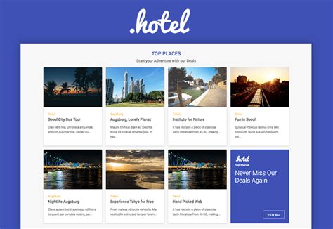 Review Ja Hotel Responsive Joomla Template For Hotel And Travel Joomla Templates And Hotel Review Template