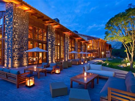 best hotel in tambo inka resort spa luxury collection sacred