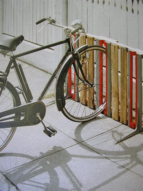 Bike Rack by Creative Bike Storage Decorating Your Small Space