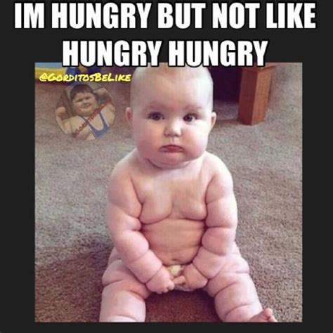 Funny Hungry Meme - im hungry but not like hungry hungry