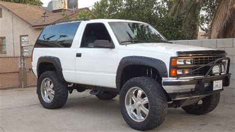 1993 chevy full size blazer tahoe yukon in mint conditions for sale in hialeah florida united 1993 chevy fullsize blazer 2 door tahoe classic chevrolet blazer 1993 for sale