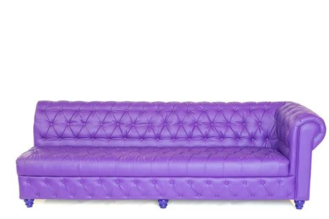 Purple Chesterfield Sofa Beautiful Purple Chesterfield Sofa On Rent For Events