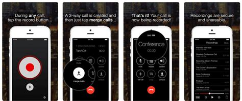 iphone 3 way call free and paid iphone call recorder apps