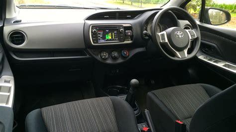 Toyota 2015 Interior by Toyota Yaris 2015 Autofresh Portal Berita Otomotif