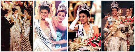 sushmita sen miss universe answer sushmita sen s journey from miss india to miss universe