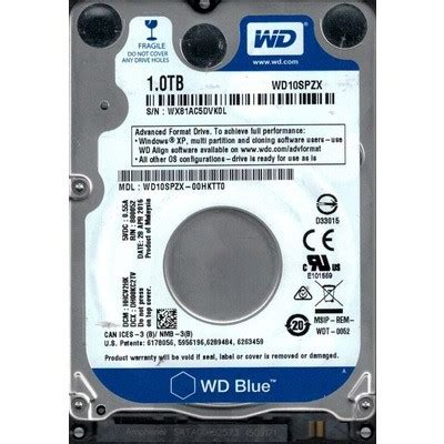 Hardisk Wd Blue 1tb wd blue 1tb disk wd10spzx
