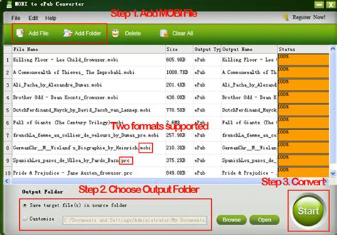 epub format software download convert mobi to epub software