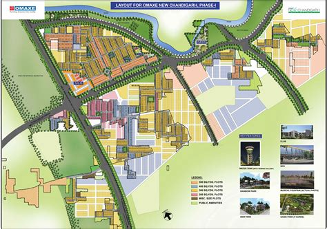 layout plan of chandigarh 1800 sq ft plot for sale in omaxe chandigarh extension