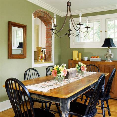 kitchen and dining room colors sage advice stained wood or neutral painted furniture