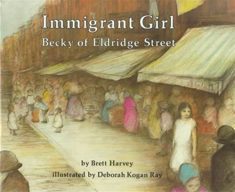 themes in immigrant literature immigrant girl becky of eldridge street edu 320