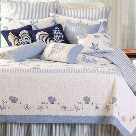 nautical coverlets beach themed bedding