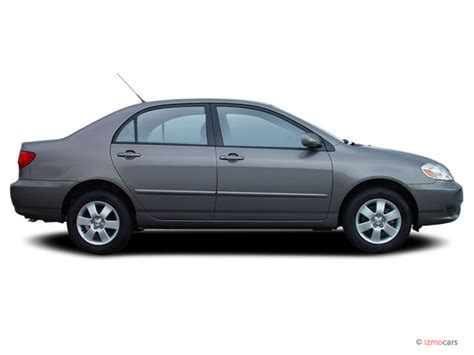 Toyota Sedan 2006 Image 2006 Toyota Corolla 4 Door Sedan Le Auto Natl