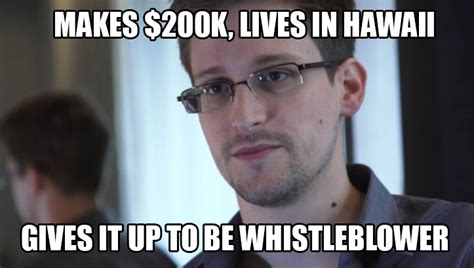Snowden Meme - is the source of nsa leaks a redditor