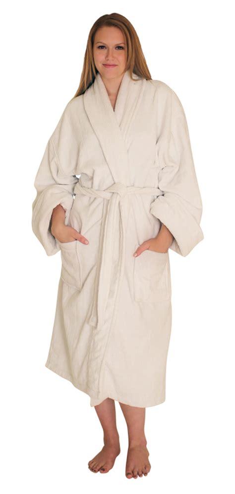 robes 233 tonnantes terry cloth robe pink