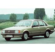 OPEL Rekord Sedan  1977 1978 1979 1980 1981 1982