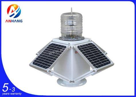 solar led boat lights ah ls c 4s iala solar powered led marine lighting for boat