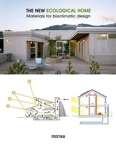 libro the modern house in naos arquitectura libros the new ecological home materials for bioclimatic design por